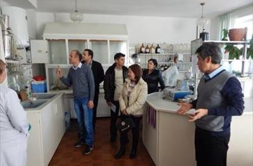 TJK-Water study tour to Kyrgyzstan