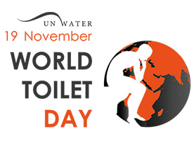 World Toilet Day 2015 logo