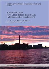 Sustainable cities: How Urban Fabrics Theory Can Help Sustainable Development -julkaisun kansikuva