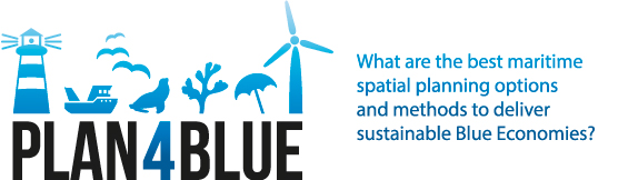 PLAN4BLUE project logo