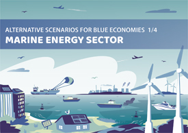 Alternative scenarios for marine energy sector in the Gulf of Finland and Archipelago Sea
