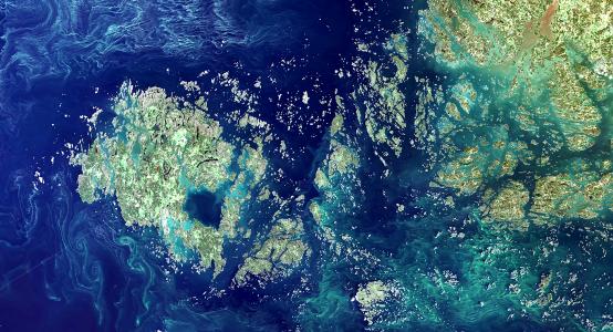 Tarkka Satelliittikuva