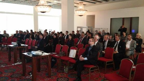 Seminar audience in Dushanbe Tajikistan on the 10th of April, 2015