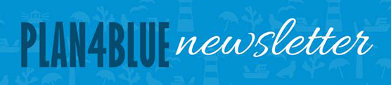 Plan4Blue project newsletter logo