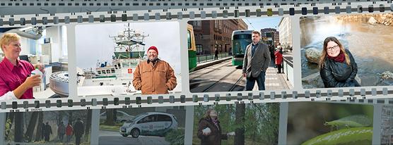 ympäristöalan avoimet työpaikat Oulu