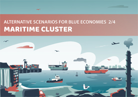 Alternative scenarios for maritime cluster in the Gulf of Finland and Archipelago Sea